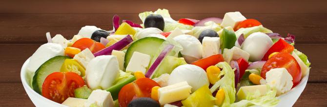 Hirtenkäse Salat