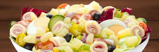 Milano's Salat